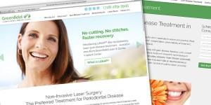 greenfield website design