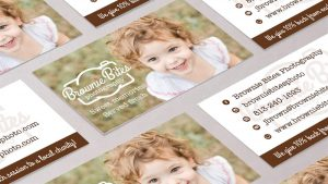 brownie bites logo design branding agency tampa