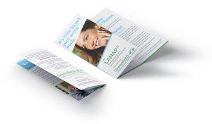 lanap brochure design