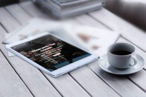 antonio tarver boxer website design