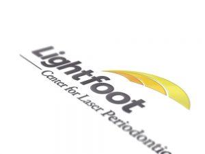 logo designer tampa brand agency lightfoot perio