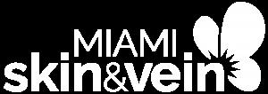 miami skin and vein logo design agency tampa